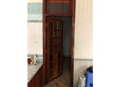 Cửa phòng 1 cánh gỗ đỏ SP000436