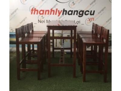Bàn ghế quán bar SP000438