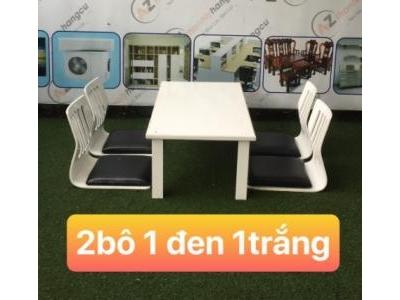 Bàn ghế Cafe Bệt SP000524