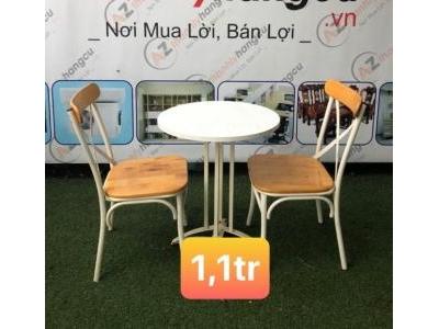 Bộ bàn ghế cafe SP000528