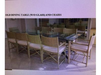Bộ bàn ghế gia đình SP000559