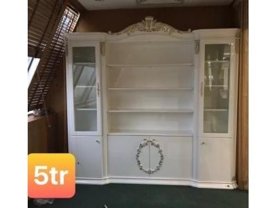 Tủ Văn Phòng Tân Cổ Điển SP000579