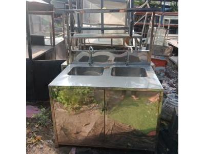 Bồn Rửa Inox 2 Ngăn SP000715