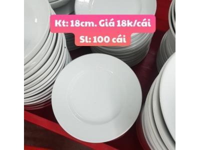 Dĩa nhà hàng SP000718