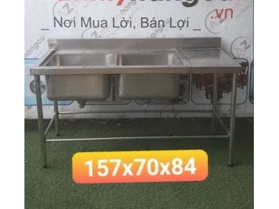 Bồn rửa chén inox 304 SP000725