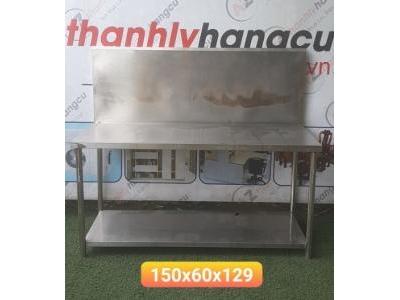 Bàn chặt inox SP000727