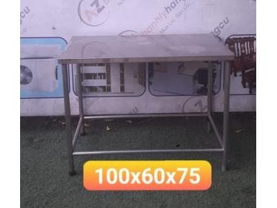 Bàn sơ chế inox SP000733