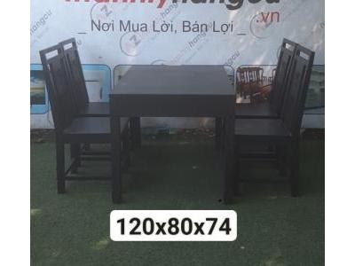 Bàn ghế nhà hàng SP000763