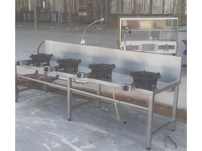 Bếp công nghiệp 4 họng 1088
