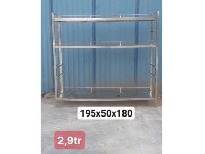 Kệ inox 3 tầng SP000784