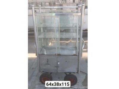 Xe Đẩy inox SP000500