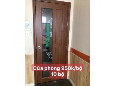 Cửa gỗ công nghiệp SP000821