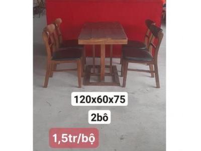 Bàn ghế cafe SP000829