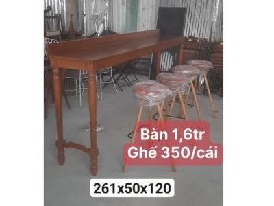 bàn ghế ban công SP000830