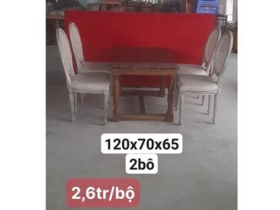 Bàn ghế cafe SP000831