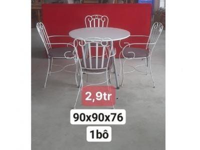Bàn ghế mỹ thuật SP000832