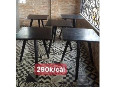 bàn cafe vuông SP000616