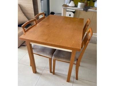 Bộ bàn ăn SP000878