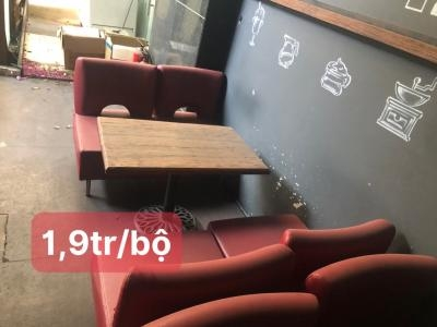 Bộ Bàn Ghế Cafe SP000589