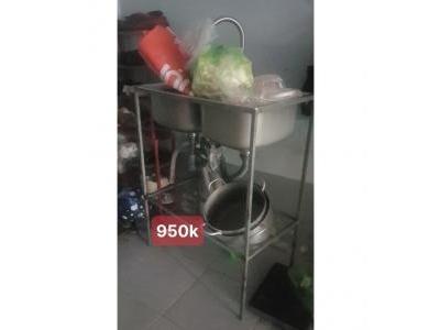 Bồn rửa chén inox SP000726