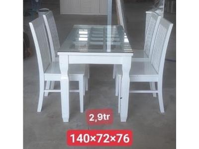 Bộ bàn ăn cao cấp SP000613