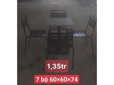bàn ghế cafe SP000955