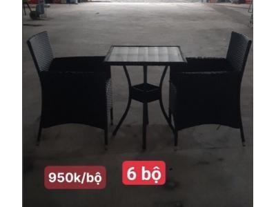 Bàn ghế cafe SP000997