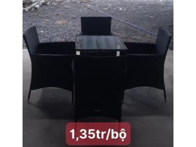 Bàn ghế cafe SP000998