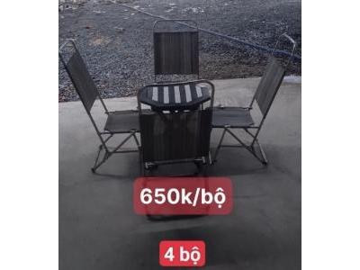 Bàn ghế cafe SP000999