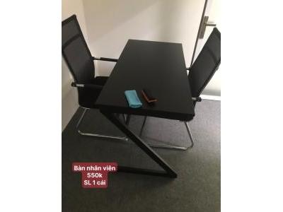 Thanh lý bàn nhân viên giá rẻ