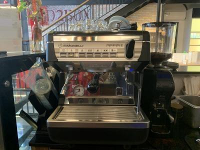 Thanh lý nguyên bộ máy + say pha cafe