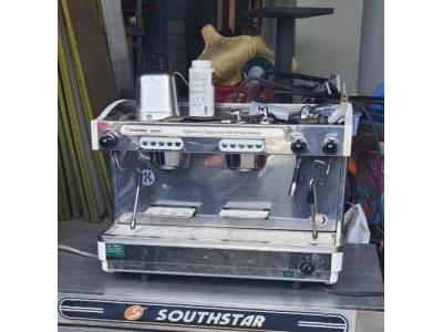 Máy pha cafe + máy xay SP001032
