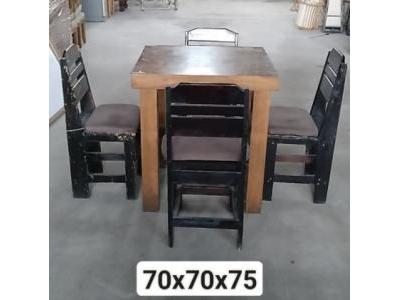 bộ bàn ghế cafe SP001035