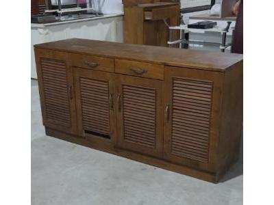 Tủ đựng đồ gỗ sồi SP001037
