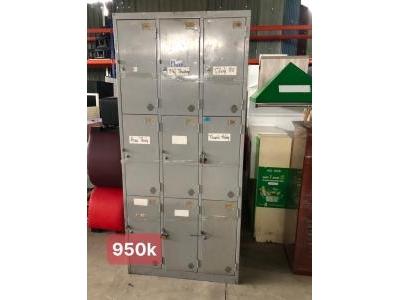Tủ locker 9 ngăn SP001038